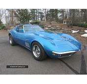 1969 Chevrolet Corvette 427 Base Coupe 2  Door 7 0l