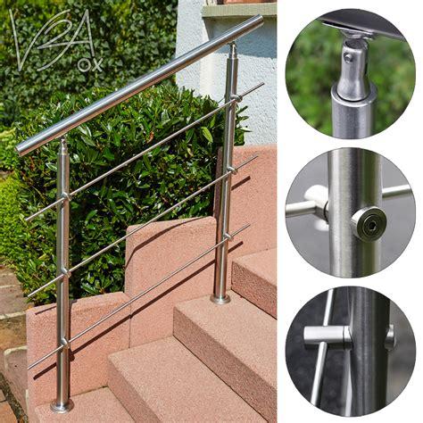 handlauf treppe edelstahl treppengel 228 nder edelstahl handlauf gel 228 nder balkongel 228 nder