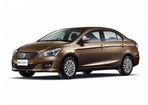 New Suzuki Sedan All New Suzuki Ciaz Compact Sedan Launches In Thailand