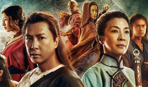 film drama barat 2016 download crouching tiger hidden dragon sword of destiny