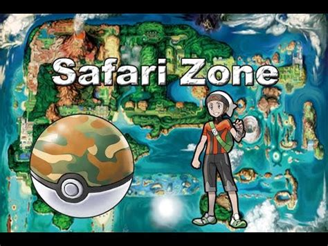 safari zone layout omega ruby pokemon omega ruby and alpha sapphire exclusive coverage