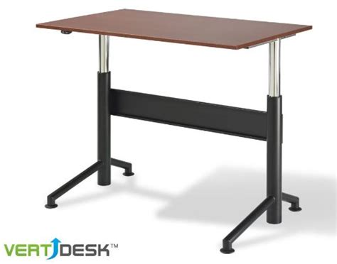 vertdesk electric adjustable height desk an in depth review