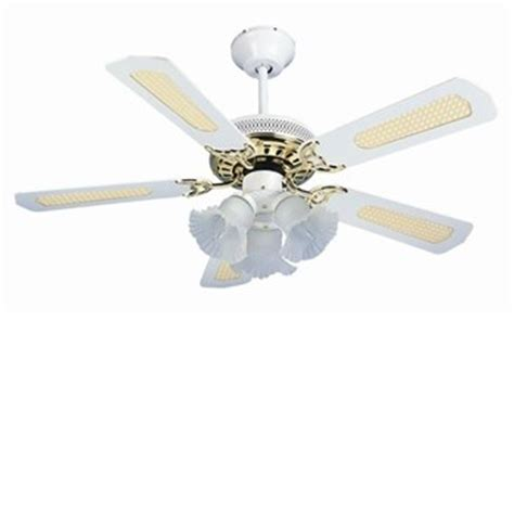 ceiling fans san diego global san diego 42 3 light white and brass ceiling fan