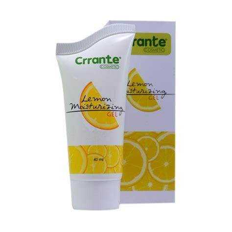 Pelembab Gel Jual Crrante Lemon Moisturizing Gel Pelembab Wajah 40 Ml