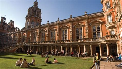 Royal Holloway Mba Scholarship by Rob Childs Undergraduate Scholarship At Royal Holloway