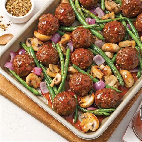 cuisiner des boulettes de boeuf boulettes de boeuf caram 233 lis 233 es recettes cuisine et