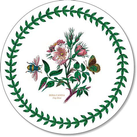 portmeirion botanic garden coasters set of 4 louis