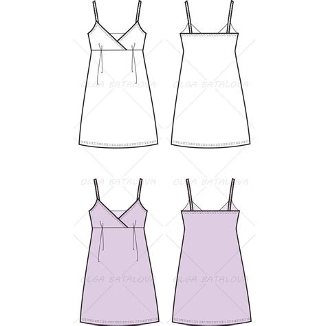 dress template for adobe illustrator women s dress fashion flat template illustrator stuff