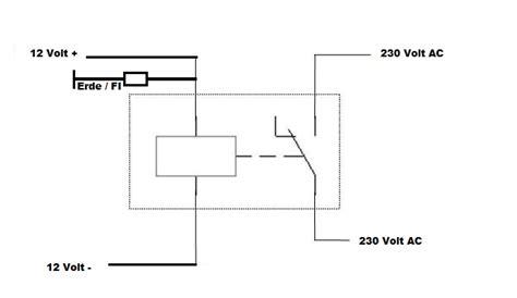 12v relais mit diode 28 images relais wechsler 12v 20 30a mit diode meinautoshop ch wechsel