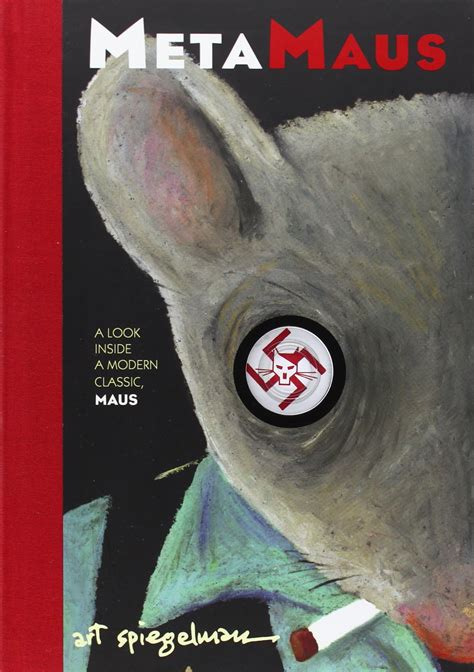 art spiegelman metamaus metamaus the secret history of art spiegelman s pulitzer winning maus boing boing