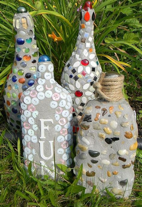 mosaic garden ideas garden mosaics from recycled materials hometalk