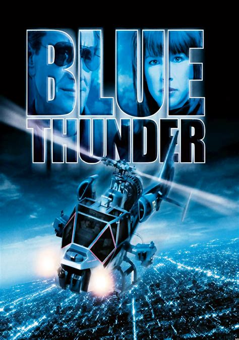 blue poster blue thunder fanart fanart tv