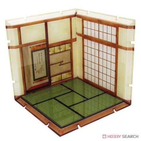printable living room diorama じおらまんしょん 和室 キャラクターグッズ 商品画像1