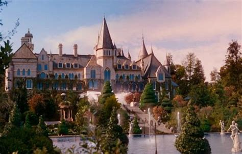 the gatsby mansion the sets from baz luhrmann s quot great gatsby quot including nick s cottage jay gatsby and house