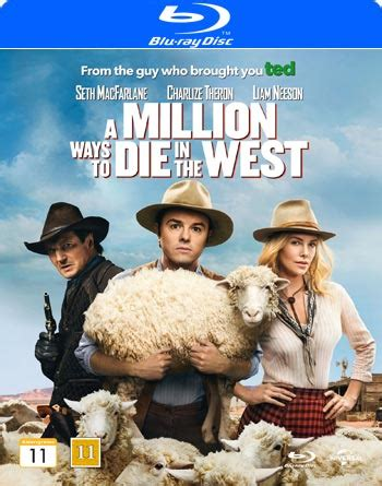film komedi western the movie freak a million ways to die in the west 2014
