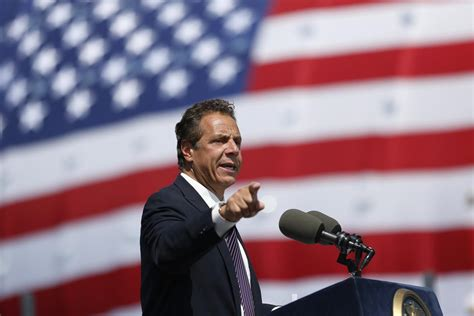 Kristen In Ny Governor Speaks Out by Ny Gov Cuomo Speaks Up For Keeping Columbus Statue In Nyc