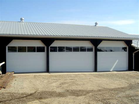commercial and industrial garage doors