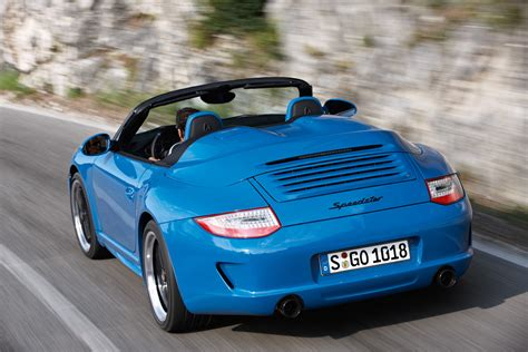 porsche speedster 2011 paris 10 preview 2011 porsche 911 speedster evokes the