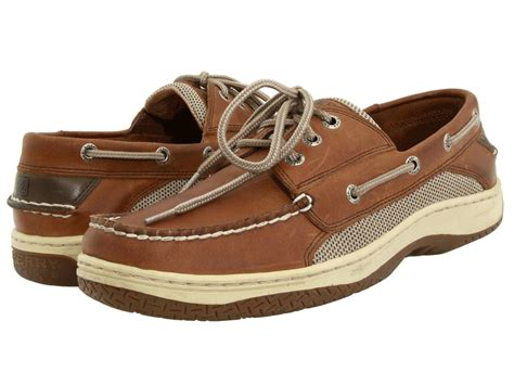 sperry boat shoes xw sperry billfish 3 eye boat shoe at zappos