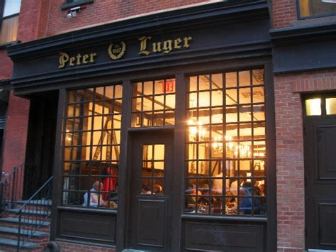 the house restaurant nyc peter luger steak house restaurants in new york city