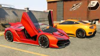 gta5 new cars grand theft auto v the high update new cars gta