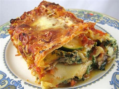 vegetable lasagna recipe dishmaps