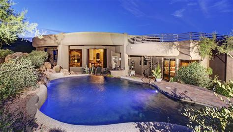Santa Fe Style Homes by Luxury Home For Sale Mesa Arizona Sublime Life