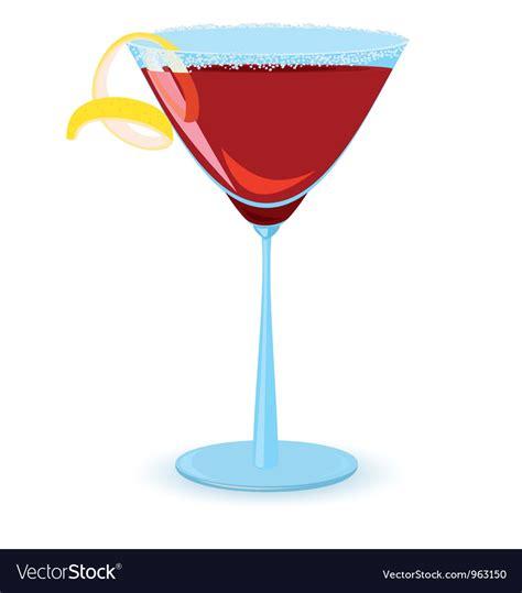 cosmopolitan drink clipart cosmopolitan cocktail royalty free vector image