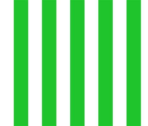 Green And White Striped by Green And White Stripe Fabric Illoberry Spoonflower