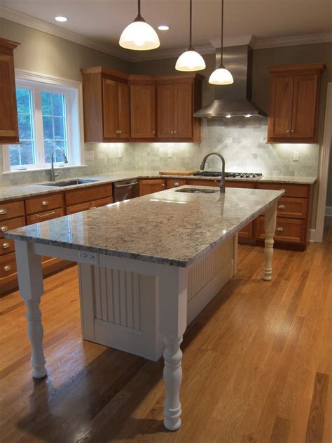 8 foot kitchen island with sink diy kitchen island ideas furnish burnish