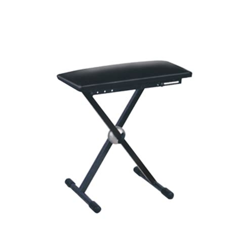 Adjustable Folding Stool by Keyboard Stool Ps103 Adjustable Height Folding Keyboard Stool From The Piano Stool Specialists