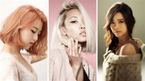 best hair color for asians trends choosing the best hair color for asians