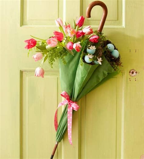 easter door decorations last minute easter diy ideas quick and easy decorations imdesign