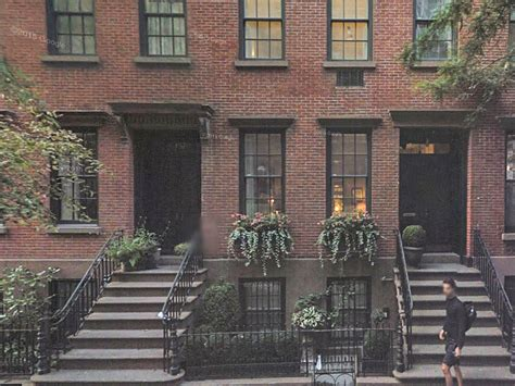 home design in new york townhouse in new york home design