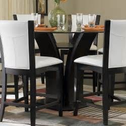 counter height table dining table set efurniture mart