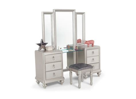 Dresser Vanity Bedroom by Vanity Dresser Stool Bedroom Bobs And Furniture