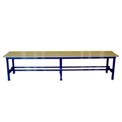 wood locker room benches locker room bench pine wood seating steel structure