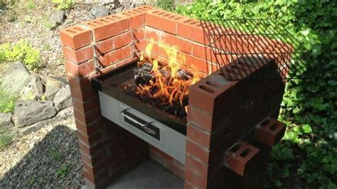 grill eigenbau garten kreatives haus design