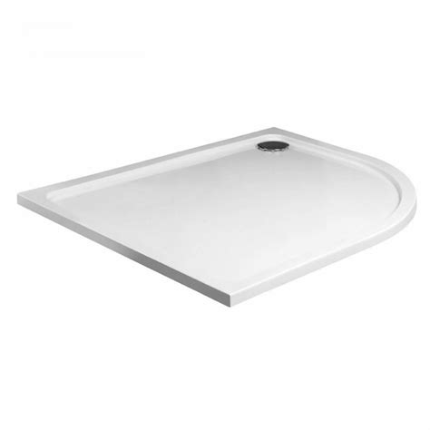 Shower Tray 1200 X 1000 Low Profile by Jt40 Fusion Low Profile Offset Quadrant Shower Tray Uk Bathrooms