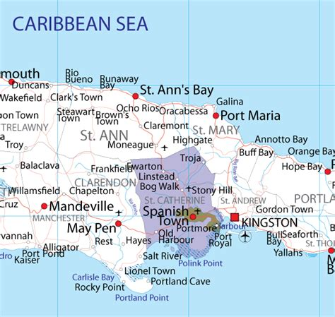 map of portmore jamaica another homophobic attack in jamaica