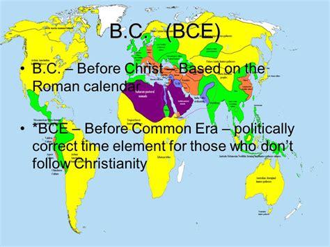 Calendar B C Ancient Vocabulary Ppt