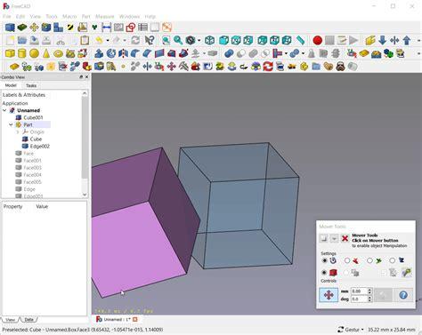 tutorial github italiano manipulator workbench freecad documentation