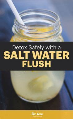 Dr Arnotts Detox Coffee by 1000 Ideas About Salt Water Flush On Dr Axe