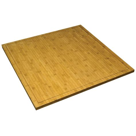 d 233 cofire 100cm bamboo square table top bunnings warehouse
