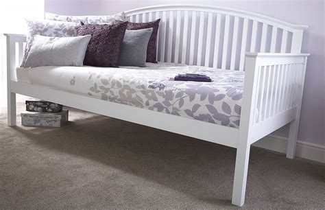 white day bed milan bed company madrid day bed white