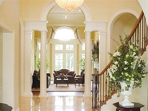Open Foyer Ideas Traditional Style Hgtv
