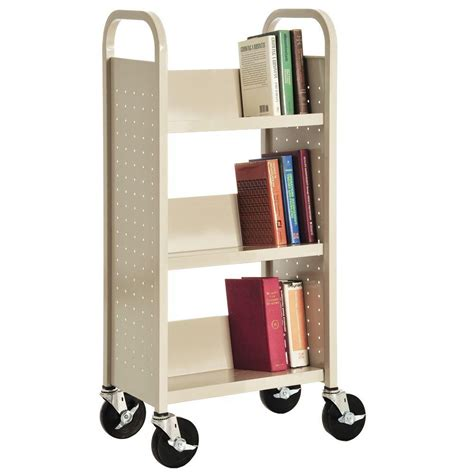 origami bookcase origami pewter folding steel bookcase rb 04 the home depot