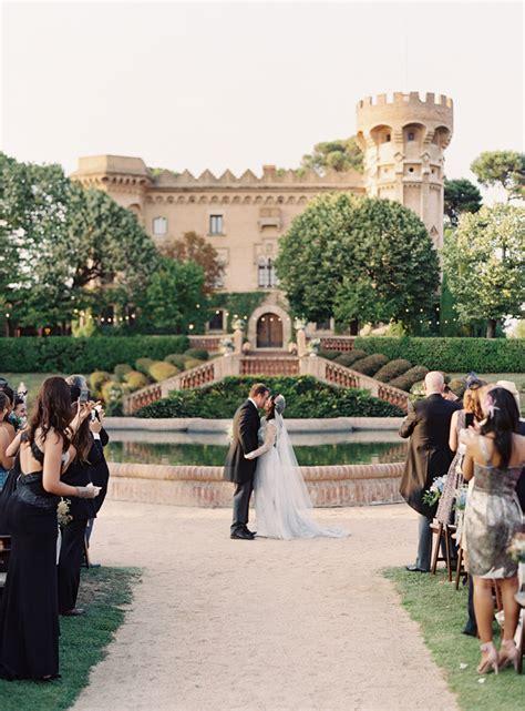 Wedding Barcelona by Barcelona Wedding Thigpen
