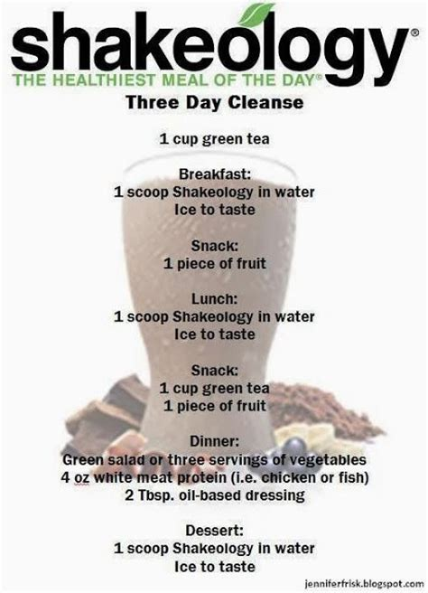 Shakeology Detox Weight Loss by Shakeology Cleanse For More Motivating Tips Blogs