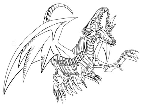 coloring pages of dragon eyes blue eyes white dragon coloring pages yu gi oh cartoon
